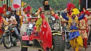 Gurmeet Ram Rahim Singh, Godman, Haryana