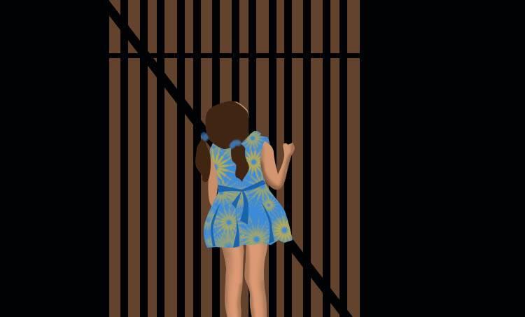 jail, prison, china, passport,