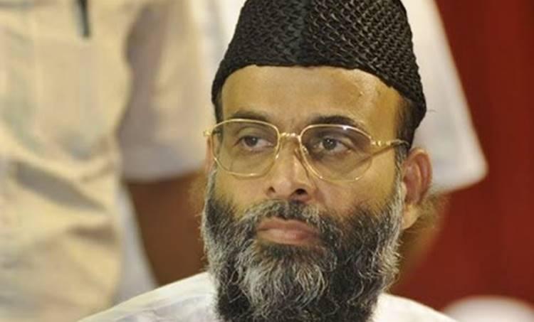 abdul nasar madani, pdp chairman