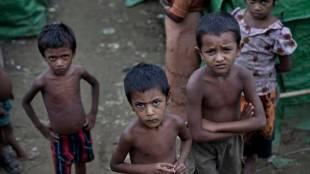 Rohingyan Refugees, Hyderabad