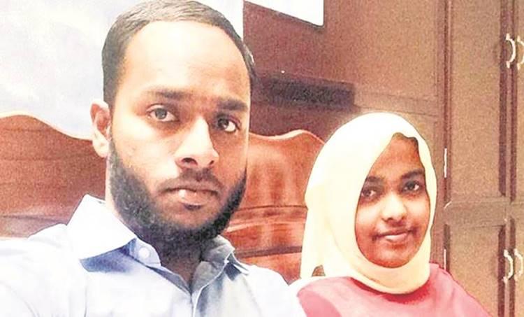 shefin jehan, hadiya, love jihad case, conversion,