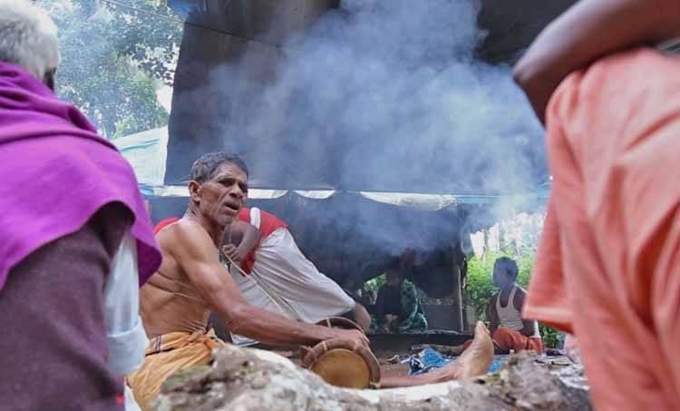 gadhikka, tribal ritual, onam