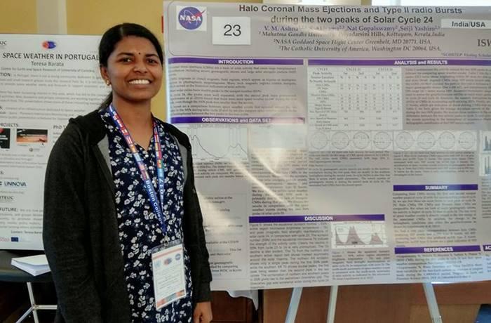 Ashna Sudhakar, NASA