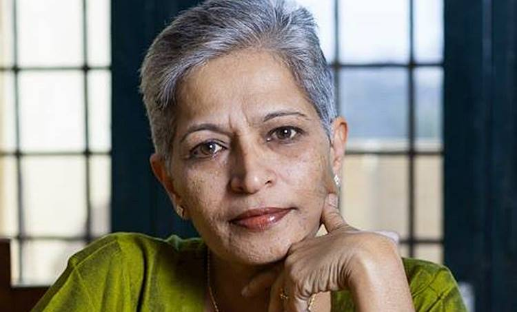 gauri lankesh, journalist, killed in home,