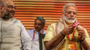 Amit Shah, Narendra Modi