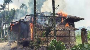 rohingya, myanmar, hindus killed, rakhine state, suu kyi, malaysia, ASEAN, ARSA, rohinya crisis, world news, indian express
