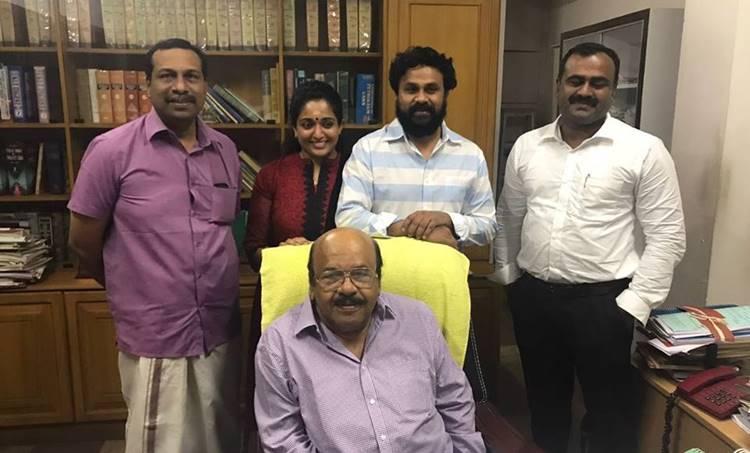 Dileep, Kavya Madhavan, Advocate Raman Pillai