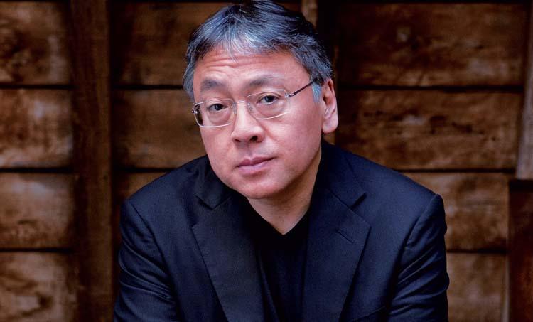 kazauo ishiguro, nobel prize, 2017