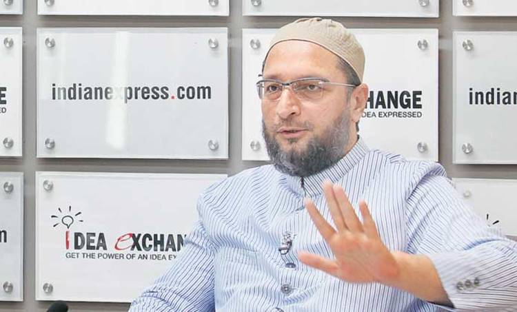 Asaduddin Owaisi, muslims, അസാദുദ്ദീൻ ഓവൈസി, no cause of worry, bjp, nda government, iemalayalam