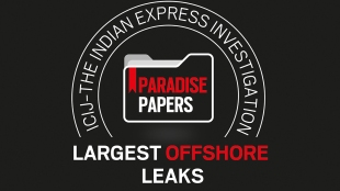 Paradise Papers, Indian Express Investigation
