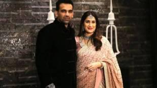 Zaheer Khan, Sagarika Ghatke