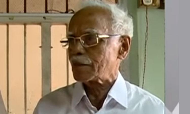peethambaran master, ncp ,thomas chandy