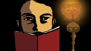gabriel garcia marquez,dr. rajesh kumar m.p, reading,books ,