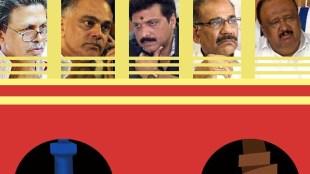 thomas chandi resigns, transport ministers in kerala,