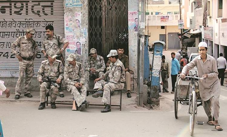 Communal tension in Muzaffarnagar over teasing, firing and stone pelting (Express Photo by Gajendra Yadav/File photo