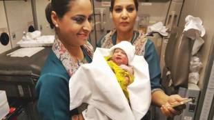 Pakistan international airlines, women gave birth in PIA, women pregnancy PIA, indian express, world news