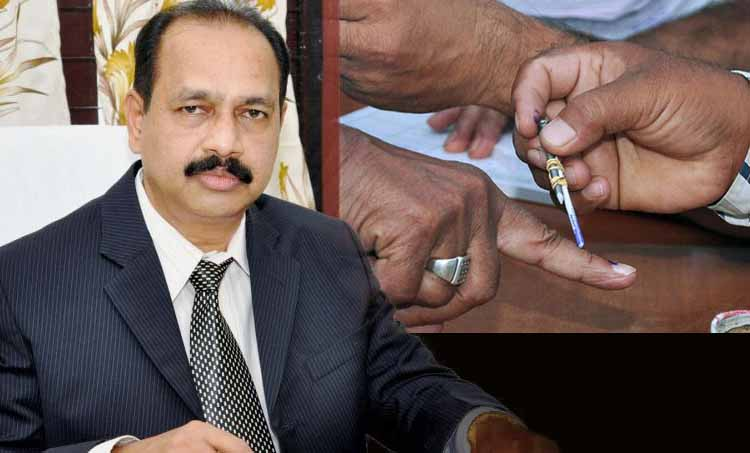 v bhaskaran, state election commission disqualify candidates in local body election