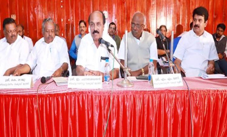 neelakurinji cabinet sub committee meeting