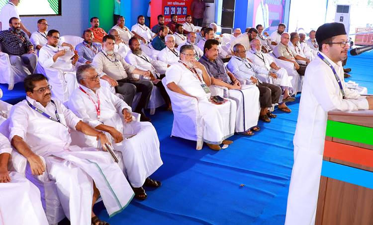 rasheed ali thangal in mujahid state conference,