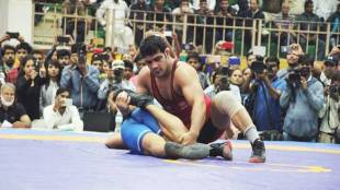 sushil kumar, sushil kumar india, sushil kumar wrestler, commonwealth wrestling championships 2017, sushil kumar vs parveen rana, wrestling news