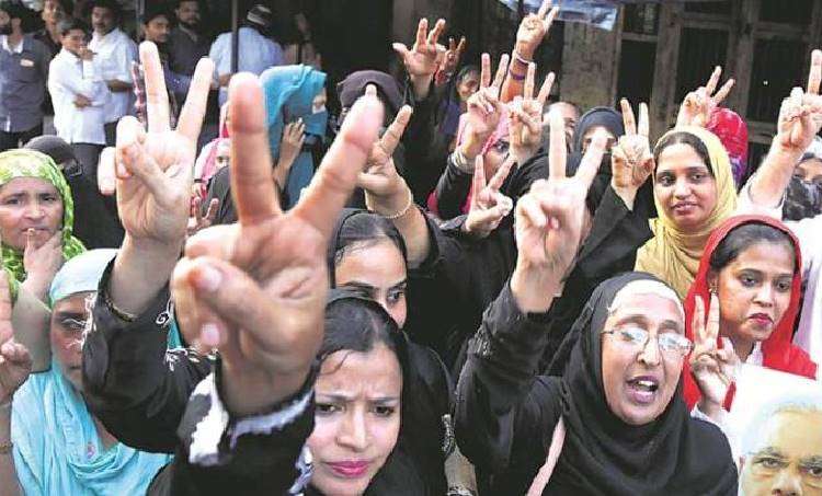 triple talaq, triple talaq bill, triple talaq bill rajya sabha, muslim women protection bill, talaq e biddat, ravi shankar prasad, india news