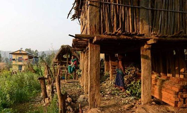 Menstruation, women died in nepal