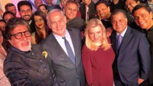Israel PM, Selfie