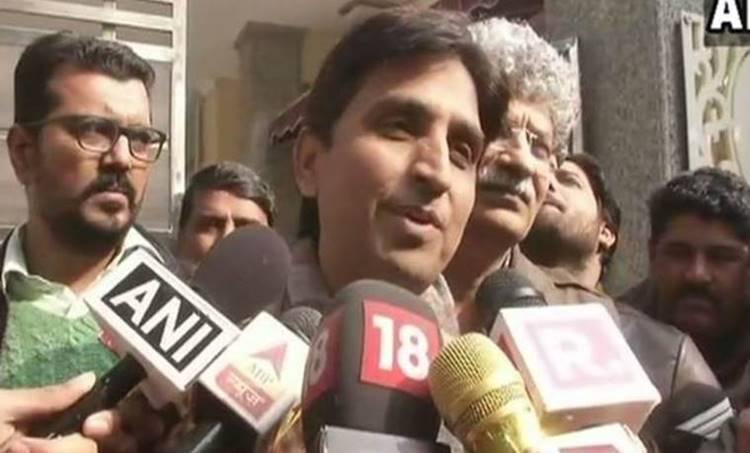 kumar vishwas against aap and aravind kejriwal,