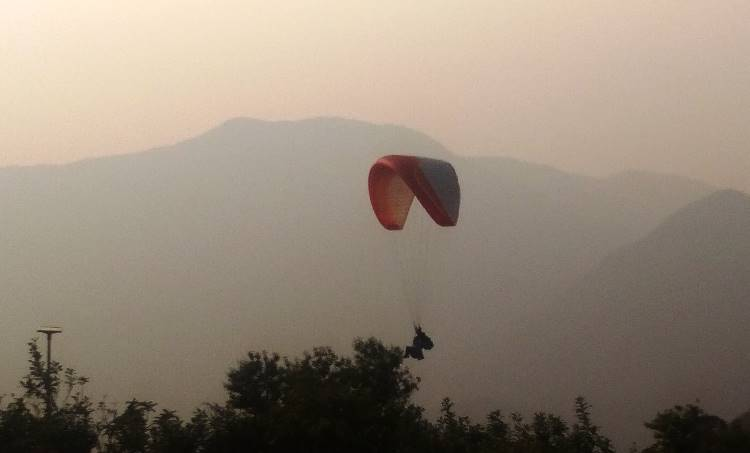 vagamon paragliding festival 2018