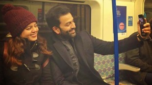 prithviraj in london metro