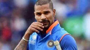 Shikhar Dhawan Injury World Cup