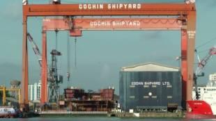cochin shipyard, ie malayalam