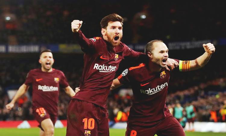 barcelona, lionel messi, chelsea, barcelona vs chelsea, barca vs chelsea, champions league, football news, sports news, indian express
