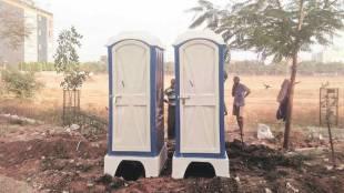 Bihar woman, Bihar woman building toilet, Bihar women begging for toilet, Bihar toilet, Koshi, Supaul district, indian express