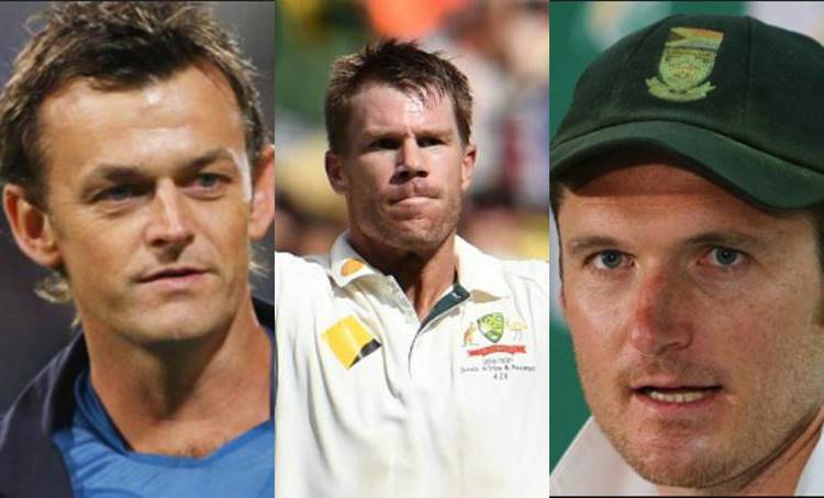 david warner, nathan lyon, graeme smith, adam gilchrist, south africa vs australia, sa vs aus, cricket news, sports news, indian express