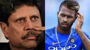 Hardik Pandya, Kapil Dev, Hardik Pandya batting, Hardik Pandya runs, cricket news, indian express