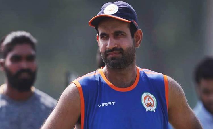 Irfan Pathan, Irfan Pathan news, Irfan Pathan bowling, Irfan Pathan updates, Baroda, Jammu and Kashmir, Kapil dev, sports news, cricket, Indian Express