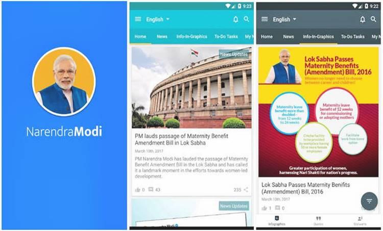 Narendra Modi, Narendra Modi app, Narendra Modi Android app, Narendra Modi app data breach, Narendra Modi app personal information, Narendra Modi app sharing user info, Elliot Alderson