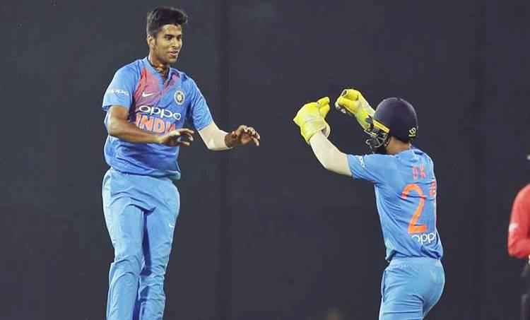 Washington Sundar, Yuzvendra Chahal, ICC rankings, ICC bowlers rankings, Nidahas Trophy, cricket, indian express