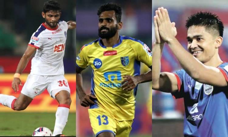 Sunil Chethri, Ck Vineeth, സികെ വിനീത്, സുനിൽ ഛേത്രി, സെവൻസ് ഫുട്ബോൾ ടൂർണ്ണമെന്റ്, സോക്കർ അല 2018
