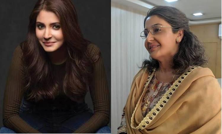 Anushka Sharma, TVC, Make Up, TVC Make Up, Anushka Sharma Ageing Make Up