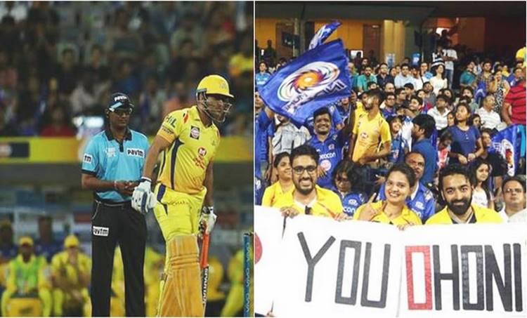 ms dhoni, ipl 2018, chennai super kings, mumbai indians, ms dhoni fans, csk fans, chennai fans, csk jersey, ipl news, indian express