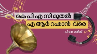 p.k ratheesh,music