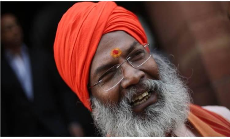 bjp unnao mp sakshi maharaj inaugurates nightclub in lucknow up sparks row