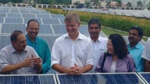 Erik Solheim UNEP chief