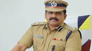 suspension for sp a v george ips in varapuzha custody death