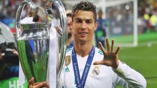 cristiano ronaldo, ronaldo records, real madrid vs liverpool, uefa champions league final, champions league final, champions league record, football news, indian express