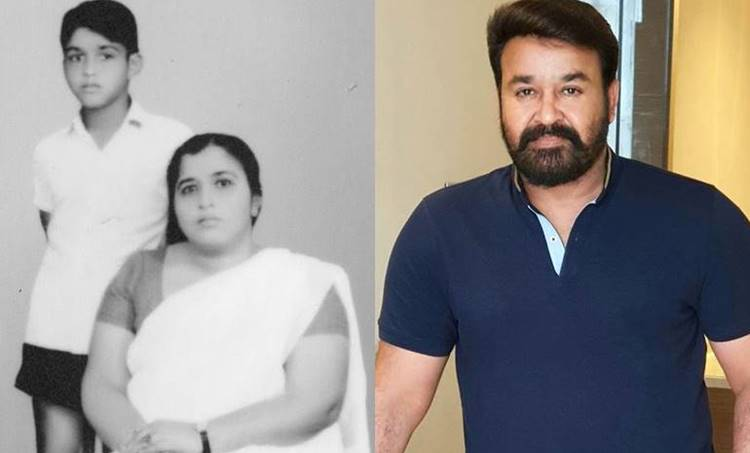 Mohanlal, Mother's Day