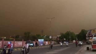 Rajasthan, Rajasthan dust storm, Vasundhara Raje, Rajasthan rains, Rajasthan deaths, Rajasthan storm, Indian Express