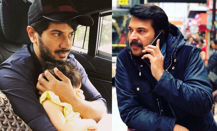 Dulquer Salmaan Wishes Father's Day